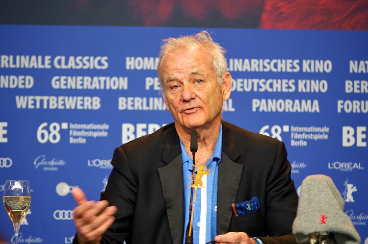 Bill Murray- Berlinale 2018