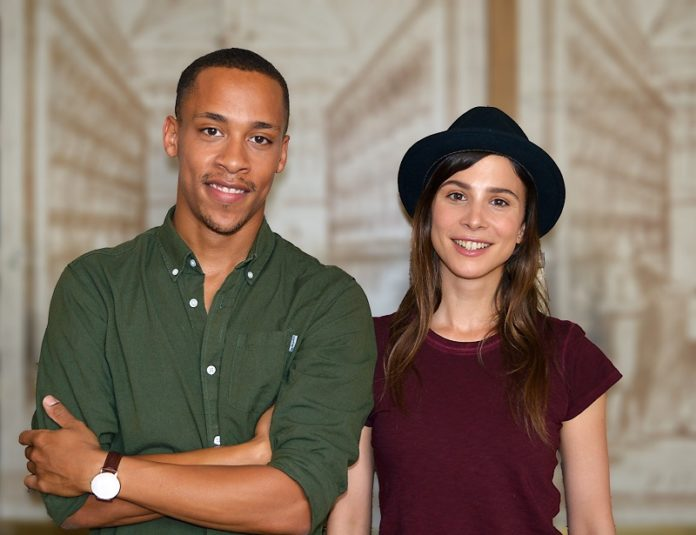 FIRST STEPS Awards 2017 – Interview mit den Moderatoren Aylin Tezel und Jerry Hoffmann
