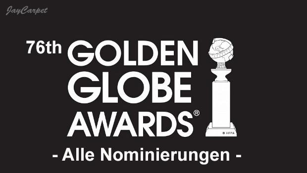 76. Golden Globes