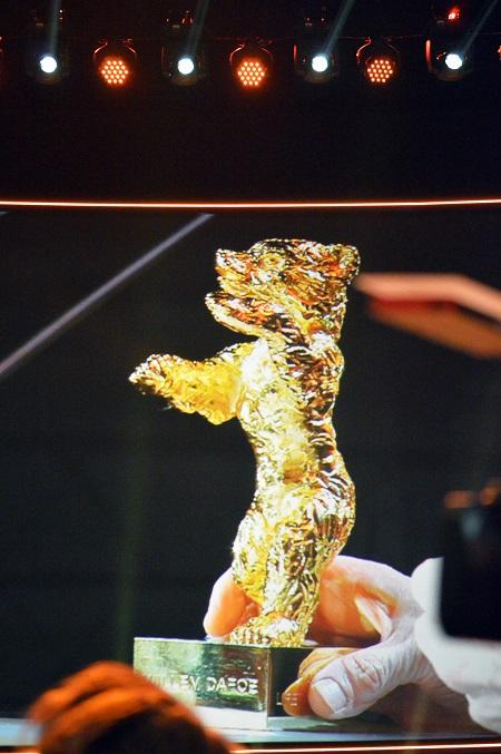Golden Bär -Hommage