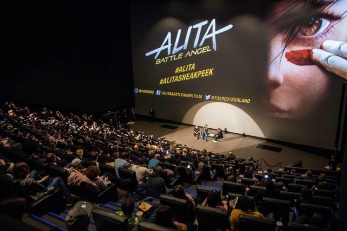 'Alita: Battle Angel'